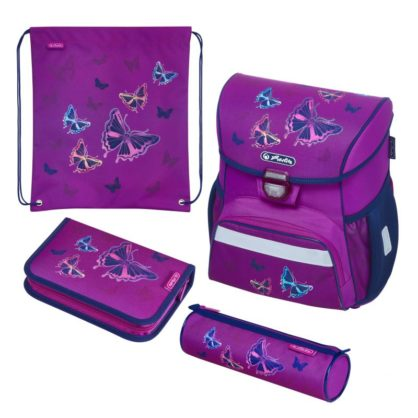tornister-herlitz-loop-plus-glitter-butterfly-zestaw